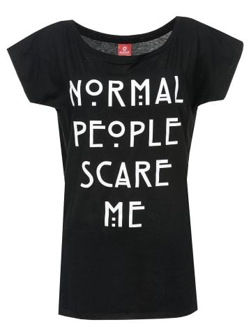 American Horror Story T-Shirt Normal People in schwarz
