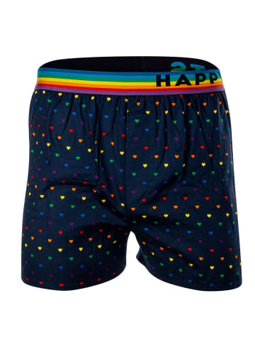 Happy Shorts Web-Boxershorts in Small Hearts