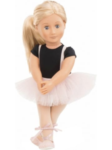Our generation Puppe Ballerina Violet Anna 46cm