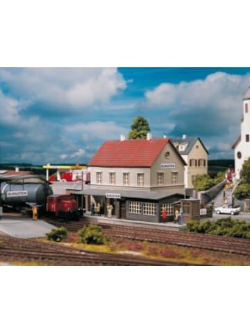 PIKO Spur H0 Bausatz Bahnhof Burgstein