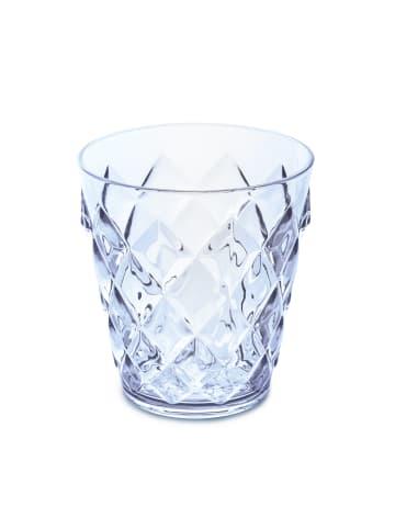 Koziol CRYSTAL S * - Glas 250ml in transparent aquamarine