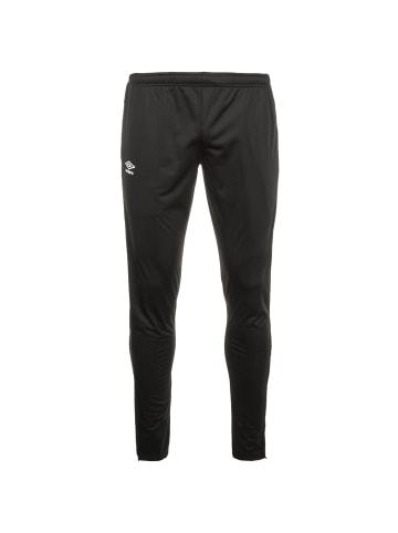 Umbro Trainingshose Club Essential in schwarz
