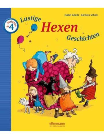 Ellermann Lustige Hexen-Geschichten