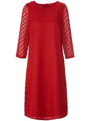 UTA RAASCH Kleid mit 3/4-Arm in rot