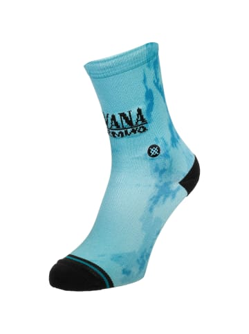 STANCE Strümpfe & Socken Nirvana Nevermind in blau / hellblau