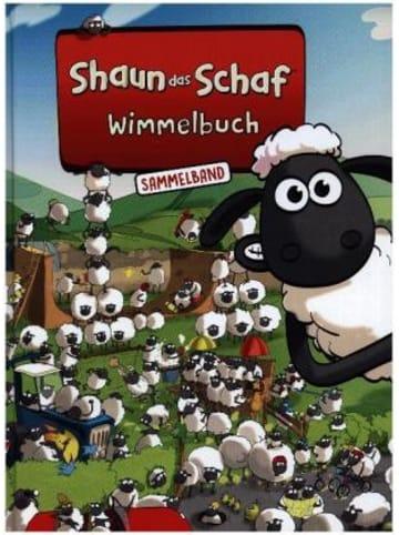 Wimmelbuchverlag Shaun das Schaf Wimmelbuch