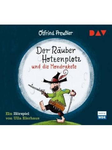Der Audio Verlag Der Räuber Hotzenplotz und die Mondrakete, 1 Audio-CD
