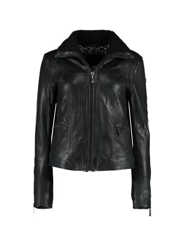 Donders DNR Jackets Lederjacke in Black