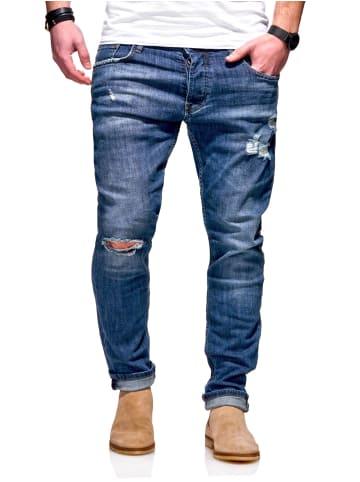 2Y Jeans LIONY in blau