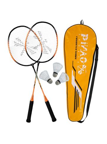 "PiNAO Sports 6tlg.-Set: Badminton-Set ""Family"" in bunt"