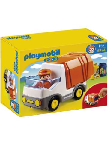 Playmobil 6774 1-2-3: Müllauto