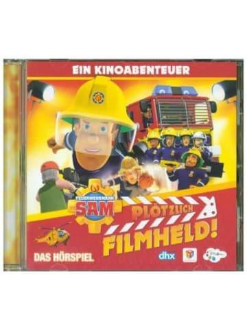 Justbridge Entertainment Germany Feuerwehrmann Sam - Plötzlich Filmheld, 1 Audio-CD