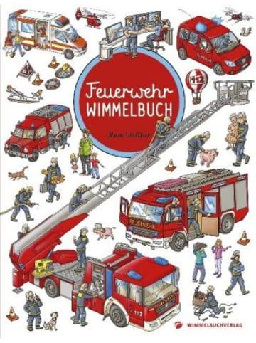 Wimmelbuchverlag Feuerwehr Wimmelbuch