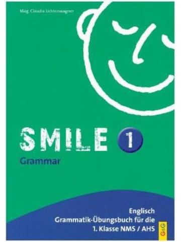 G & G Verlagsgesellschaft Smile, Bd.1 Englisch Übungsbuch für I. Klasse AHS / HS / NMS