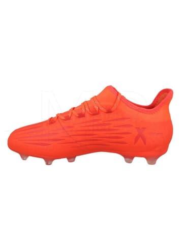 Adidas Fußballschuh X 162 FG in Orange