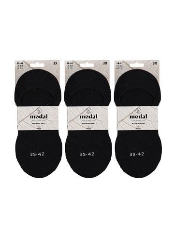 Apollo Socken in black