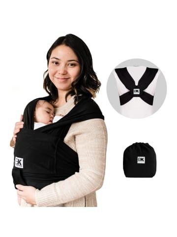 Baby K'tan Baby K'tan Original Babytrage in schwarz