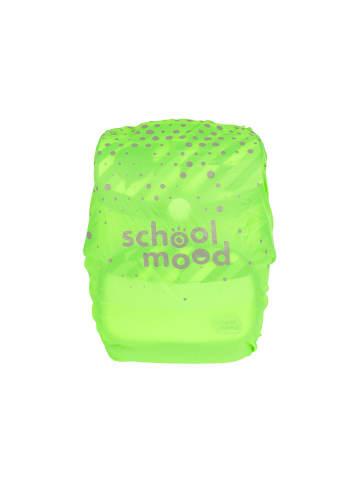 SCHOOL-MOOD Regenhaube Neongrün