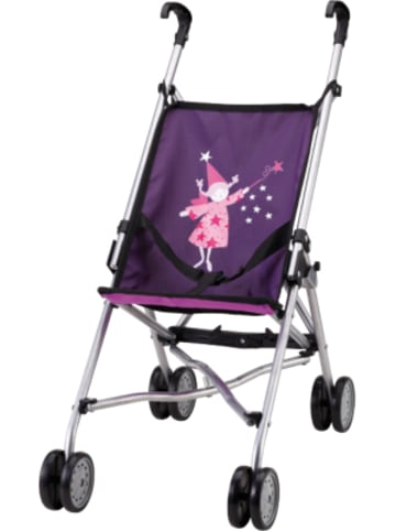 Bayer Design Puppenwagen Buggy lila