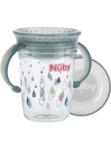 """Nuby 360° Trinklerntasse mit Griffen """"WONDER CUP"""" aus Tritan von Eastman,..."""