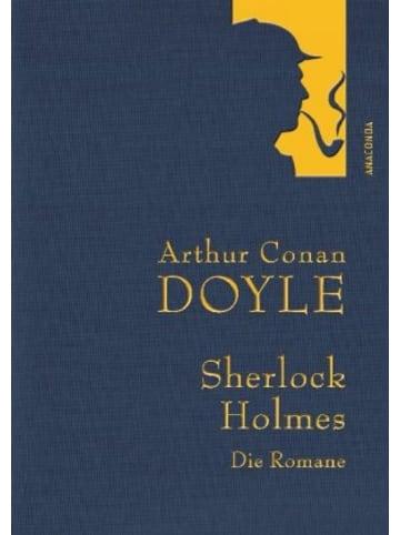 Anaconda Doyle, A.C., Sherlock Holmes. Die Romane