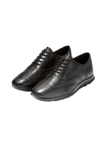 Cole Haan Schnürschuhe ZERØGRAND in black leather