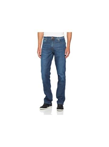 Wrangler Straight Leg Jeans in uni