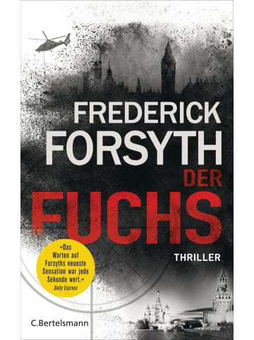 C. Bertelsmann Verlag Der Fuchs   Thriller