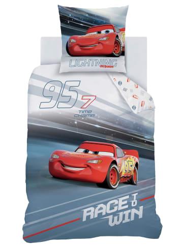 """Disney Cars Jungen Bettwäsche-Set """"Disney Cars"""" in Bunt"""