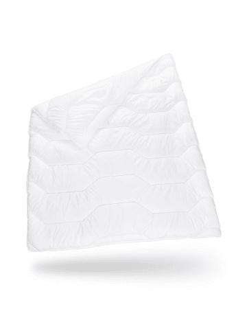 """Third of Life Ganzjahresdecke """"BLANCO"""" mit Sanitized®-Schutz für eine hygienischen Schlaf"""