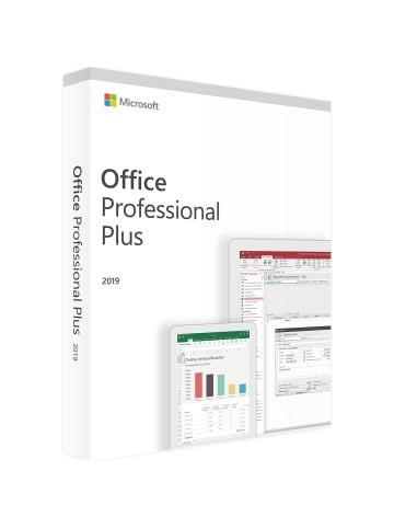 Microsoft Gutschein: Microsoft Office 2019 Professional Plus als Download