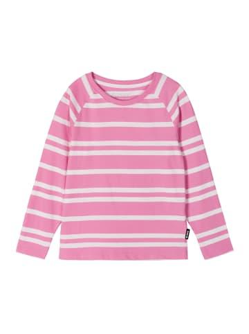"Reima Longsleeve "" Alinna "" in Pop pink"