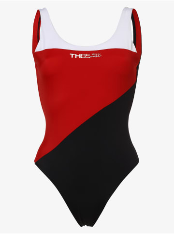 Tommy Hilfiger Bademode in rot marine