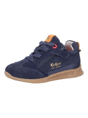 Kickers Sneaker in Blau