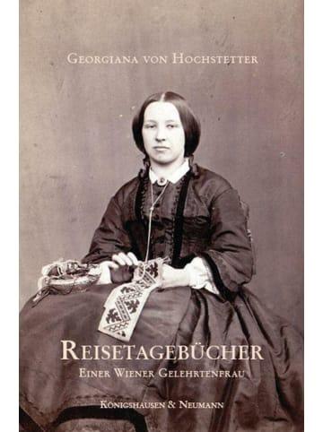 Königshausen & Neumann Reisetagebücher einer Wiener Gelehrtenfrau