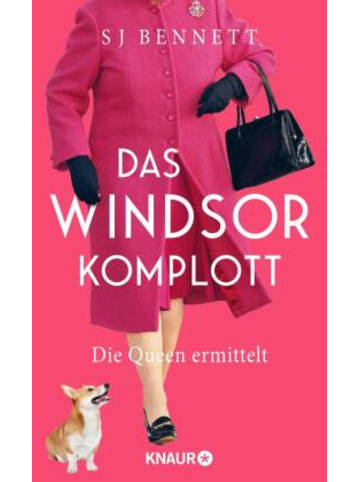 Knaur Das Windsor-Komplott