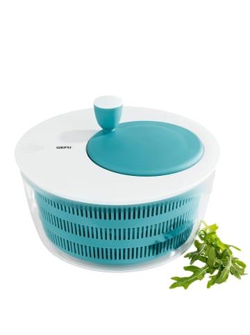 GEFU Salatschleuder ROTARE in azurblau
