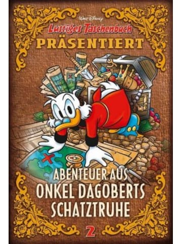Egmont Abenteuer aus Onkel Dagoberts Schatztruhe. Bd.2