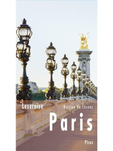 Picus Verlag GmbH Lesereise Paris   Das Parfum einer Stadt