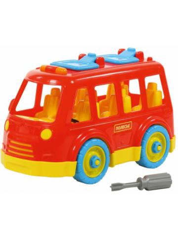 """POLESIE Konstruktionsfahrzeug """"Bau dir deinen Van"""""""