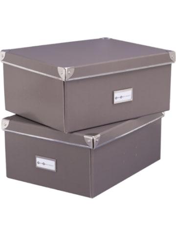 "BigsoBox 2er-Set Universalbox ""Mika"""