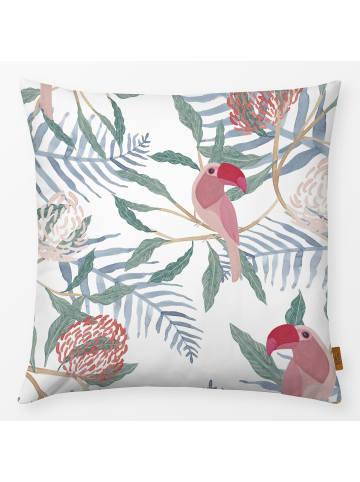 """Textilwerk.com Kissen """"Tucan"""" in Bunt"""
