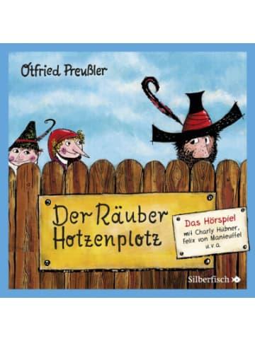 Silberfisch Verlag CD Der Räuber Hotzenplotz - Das Hörspiel (2 CDs)