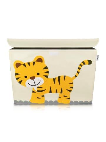 Lifeney Aufbewahrungsbox Tiger, 51 x 36 x 36 cm