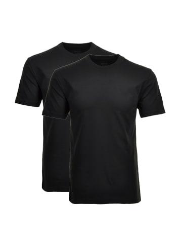 Ragman T-Shirt in Schwarz