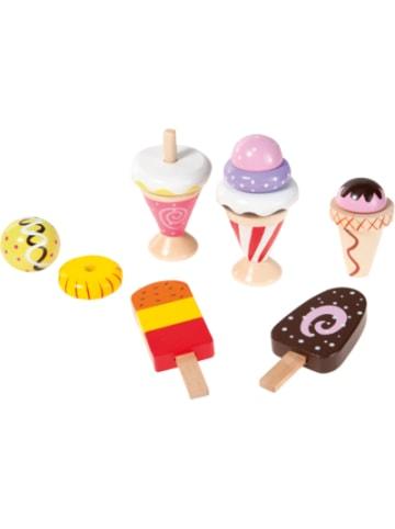 MyToys Kaufladen Eiscremeset, 12tlg. Spiellebensmittel