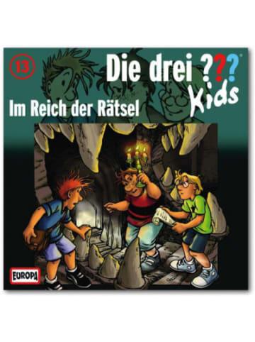 Sony CD Die drei ??? Kids 13 - Im Reich der Rätsel