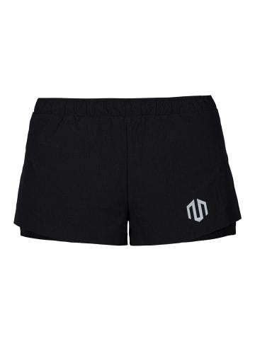 MOROTAI Kurze Sporthose Training Shorts in Schwarz