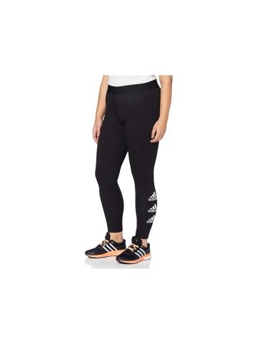 Adidas Sporthosen in schwarz