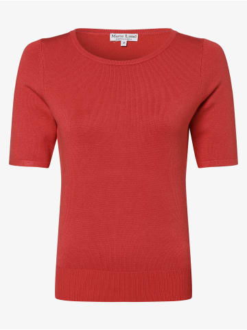 Marie Lund Pullover in himbeer
